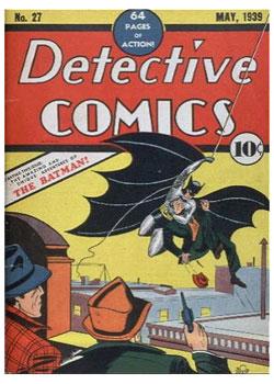 Batman Detective 27